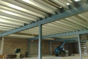 Mezzanine Floors and Pallet Racking